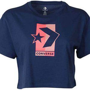 Converse Chevron Crop Top Women's
